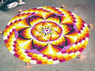 Pookalam Design 2017 ideas
