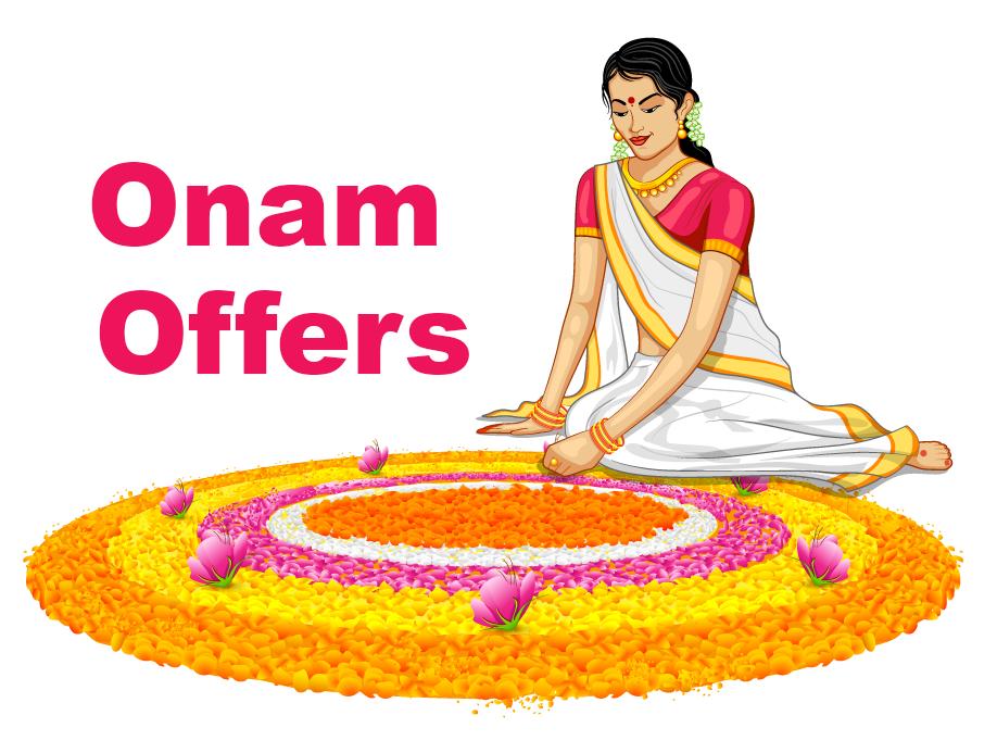 onam offers 2017