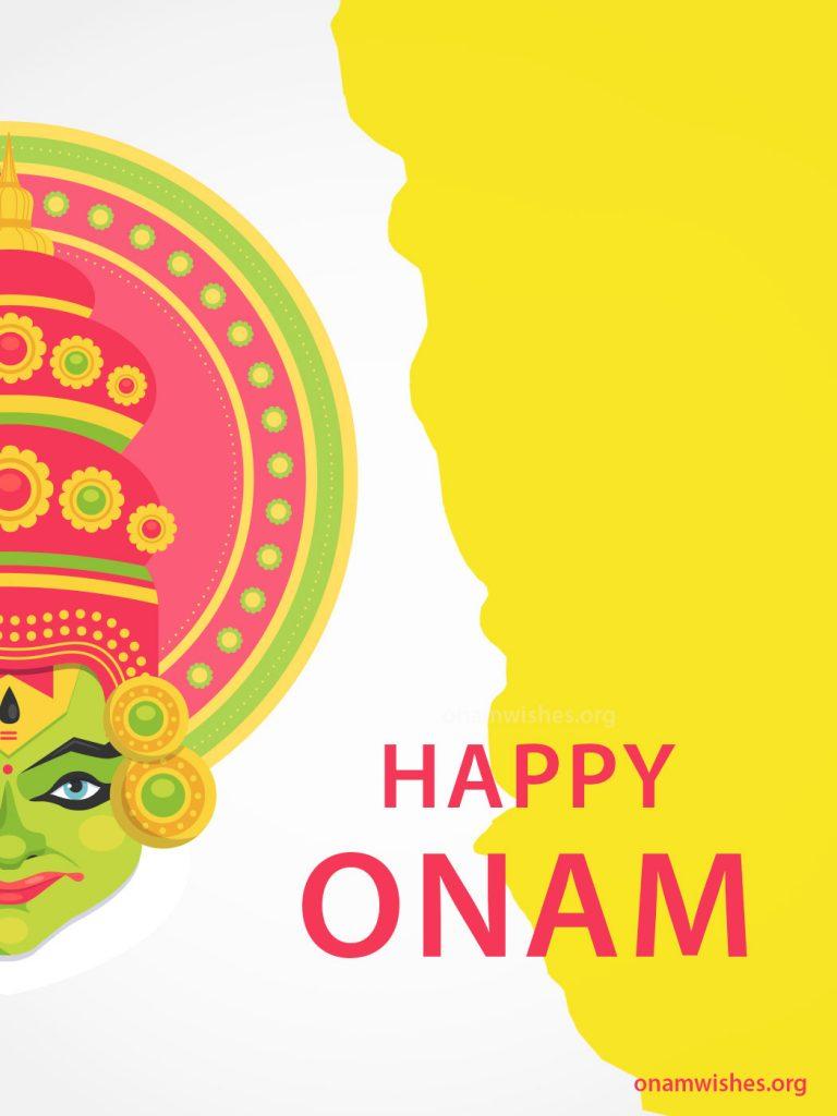 onam whatsapp status images